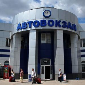 Автовокзалы Любинского