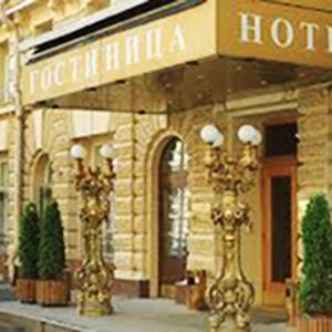 Гостиницы Любинского