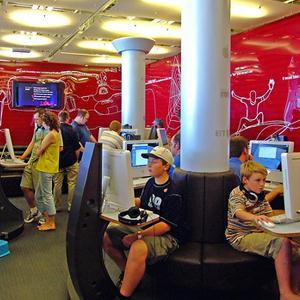 Интернет-кафе Любинского