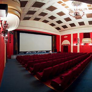 Кинотеатры Любинского