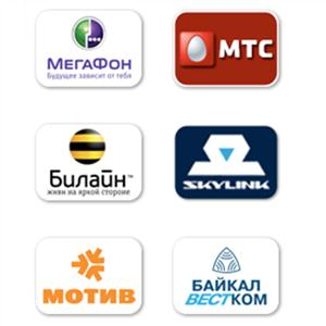 Операторы сотовой связи Любинского
