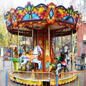 Парки культуры и отдыха Любинского