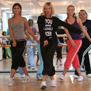 Школы танцев Любинского