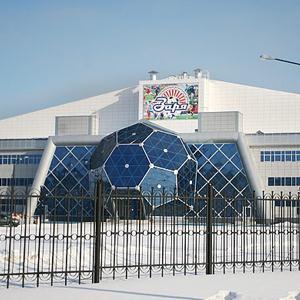 Спортивные комплексы Любинского